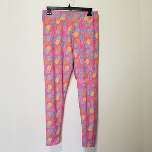 Simply Southern Pineapple Lounge Pants